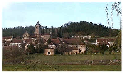 Le village de Plazac
